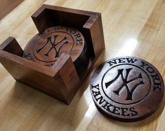 New York Yankees Coasters