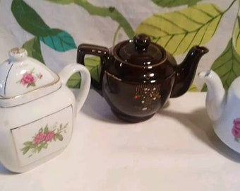 Vintage Teapot Collection