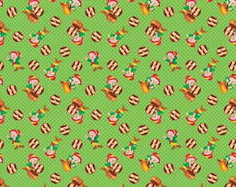 Keebler Cookie Fabric From Springs Creative