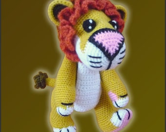 Amigurumi Leon : Crochet pattern buddy the t rex dinosaur train amigurumi pdf