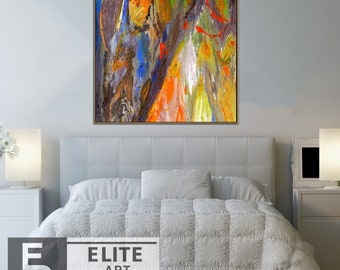 Colorful painting, Canvas Art, Original painting, Abstract Original art, Abstract Painting, Large Abstract art, Large abstract art