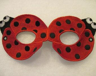 Lady Bug Mask