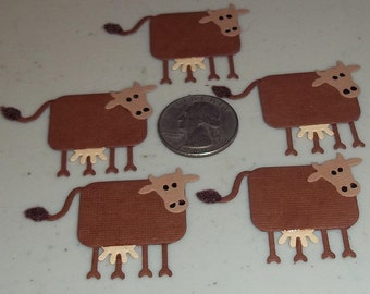 Cows - 5 to a pack