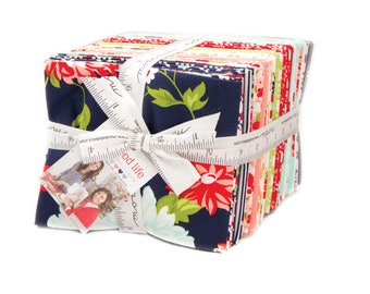 The Good Life Fat Quarter Bundle by Bonnie & Camille for moda