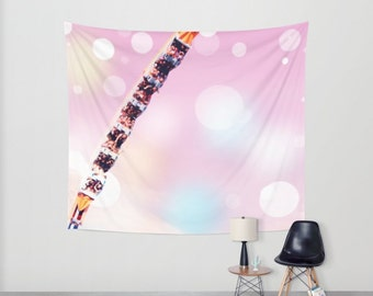 Wall Tapestry - Wall Tapestries - Tapestry - Wall Hanging - Unique - Home Decor - Pink - Wall Tapestry Art - Dorm Tapestry - Roller Coaster