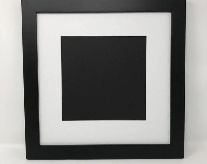 Black Frames - Woodburn\'s Stencil Shop