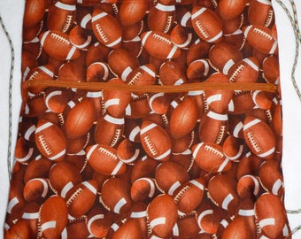 Football Backpack/tote clearance