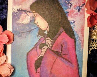 Reflection - Art Print