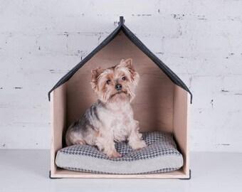 Dog's bed Den Felt
