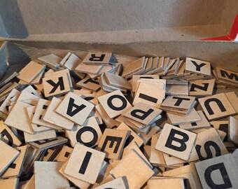 Vintage Anagrams/Vintage Letters/Vintage Game
