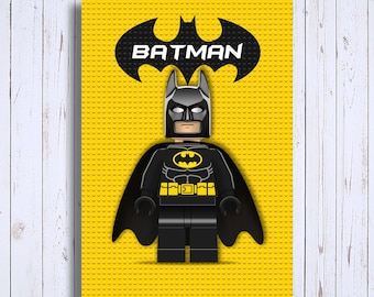 Superhero digital downloadable blade, Batman