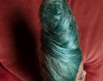 Lady Gaga Teal Beehive Barbie