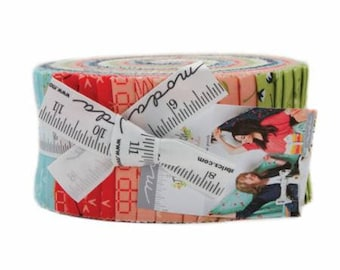 NEW! Moda Front Porch Jelly Roll by Sherri and Chelsi