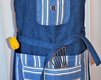 All day multi-tasking apron