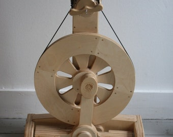 Spinolution Echo spinning wheel  Free shipping