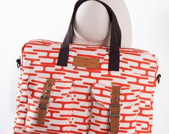 Judith Laptop Bag  PDF Sewing Pattern (#1296)