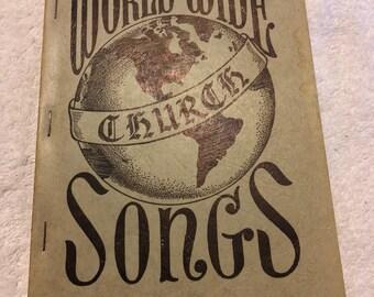 1947 World Wide Church Songs