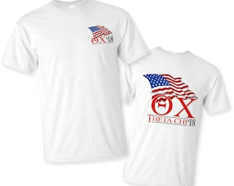 Theta Chi Patriot Limited Edition Tee