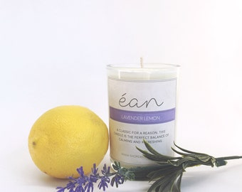 Spring Candle, Lavender Lemon Candle, Scented Candle, Best Soy Candles, Gift For Her (Or Anyone Who Has A Nose, Really)