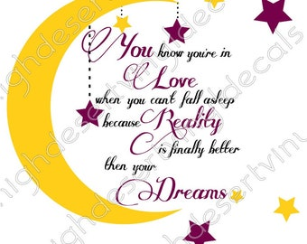Reality Better than your Dreams
