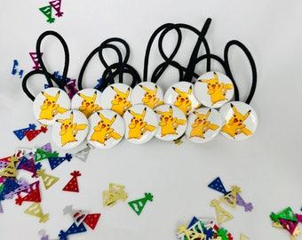 Pikachu, Pokemon, Pokemon Go, Pokemon Party Favors, Set Of 12, Pokemon Party Supplies, Pokemon Birthday, Pokemon Party, Pokemon Go Birthday,