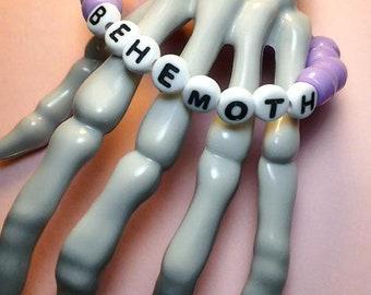 Pastel Purple Behemoth Bracelet