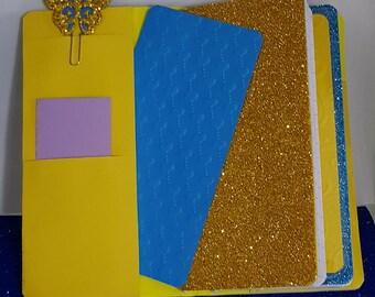 Traveler's Notebook Yellow