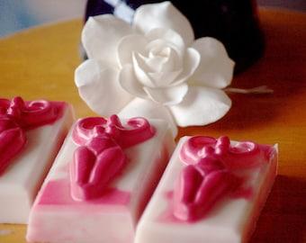 Pink Sugar Goddess Soap