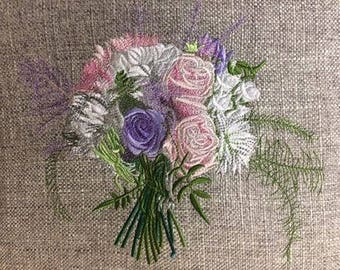 Made to order, Custom Embroidered Pillows, Your image