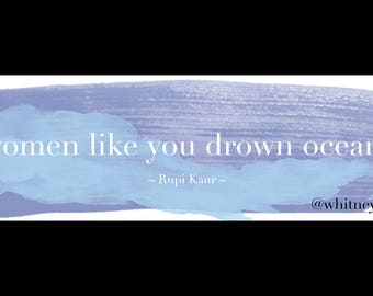 Drown Oceans | Bookmark