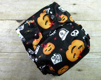 Boo! OS AiO Cloth Diaper One-Size All-in-One