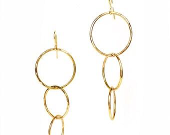 Hoopy Hoop Earrings