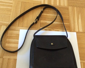 Use Code THANKS10  for 10% off ! AIGNER crossbody bag, in fashion again.