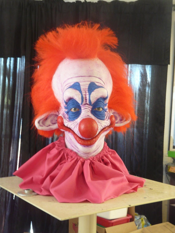 Killer Klowns From Outer Space Store Front Clown Bust