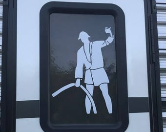 Cousin Eddie Decal for Campers