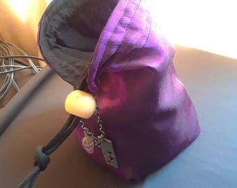 Starlit Mage XL Dice Bag