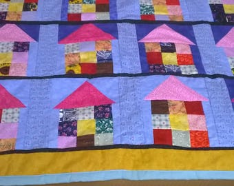 Little House Neighborhood Quilt