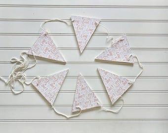 Valentines Wood Banner , Valentines Garland, Valentines pendent, Valentines bunting , Valentines Banner