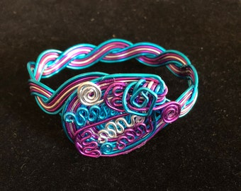 Wiggly Squiggly Bracelet