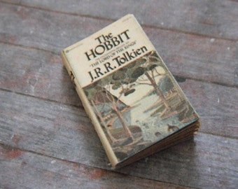 Miniature Book --- The Hobbit