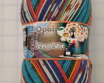 Opal Yarn - Illusion - color #9311
