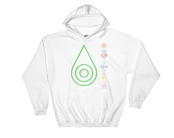 Crest of Sincerity Hooded Sweatshirt