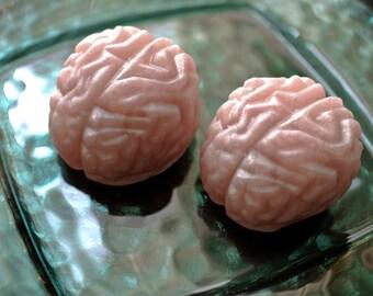 2 Fresh Brain Soap / Party Favors