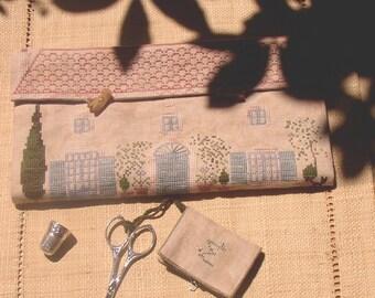 Chart Manon stitching pocket