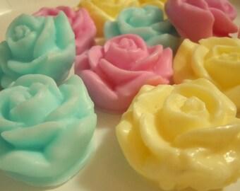 Buttercream Rose Soap - Birthday Cake Roses - Spring Soap - Easter  Sugar Flowers - Vegan Soap - Mothers Day - Gift for Her - Valentines Day