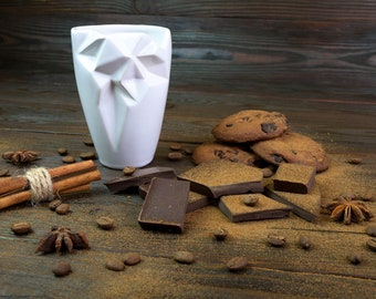 ceramic mug,modern pottery, ceramics for home,unique gift, modern ceramics, handmade mug, unique mug, coffe cup