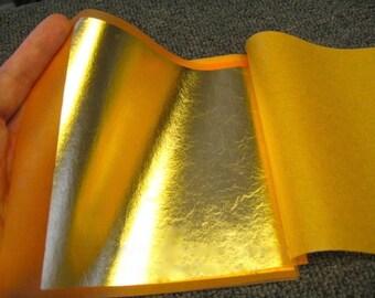 "Imitation Gold (Transfer) 5 1/2"" x 5 1/2"""