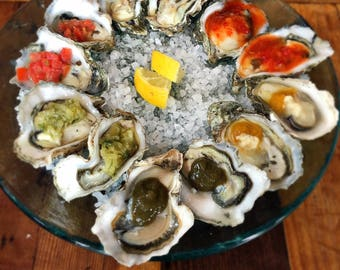 Humboldt Oysters