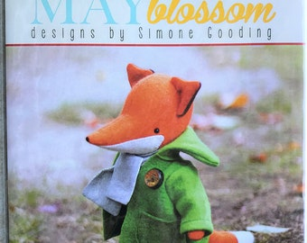 May Blossom Designs Heathcliff by Simone Gooding MB094 Pattern