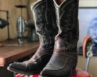 Vintage Men's Cowboy Boots